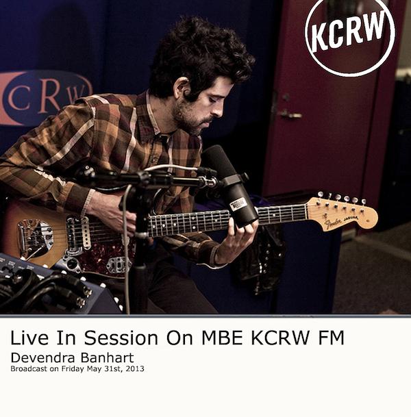 Devendra Banhart - Live Radio